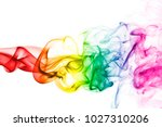 colorful rainbow smoke  gay...