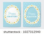 Happy Easter Greeting Cards Se...