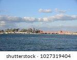 beautiful alexandria  egypt  ... | Shutterstock . vector #1027319404