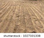 sand beach sea | Shutterstock . vector #1027331338