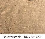 sand beach sea | Shutterstock . vector #1027331368