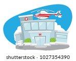 a vector cartoon representing...   Shutterstock .eps vector #1027354390