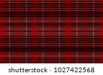 background red cage | Shutterstock . vector #1027422568