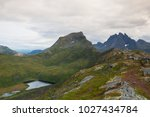 view from the segla mountain at ... | Shutterstock . vector #1027434784