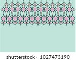 repetitive shapes  luxurious...   Shutterstock .eps vector #1027473190