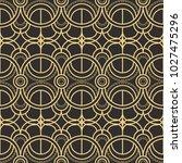 vector modern tiles pattern.... | Shutterstock .eps vector #1027475296