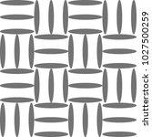 seamless geometric pattern.... | Shutterstock .eps vector #1027500259