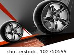 digital illustration of alloy... | Shutterstock . vector #102750599