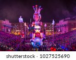 france nice 17 02 2018... | Shutterstock . vector #1027525690