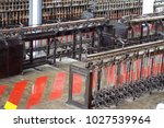 atuntaqui  ecuador   april 17 ... | Shutterstock . vector #1027539964