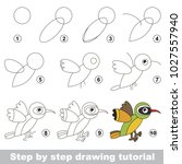 kid game to develop drawing... | Shutterstock .eps vector #1027557940