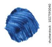 abstract watercolor texture... | Shutterstock .eps vector #1027593040