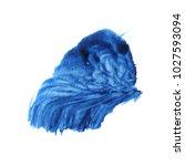 abstract watercolor texture... | Shutterstock .eps vector #1027593094
