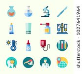 icons about medical with... | Shutterstock .eps vector #1027641964