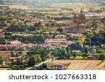 View Of Assisi  Santa Maria...