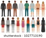vector illustration of back... | Shutterstock .eps vector #1027713190