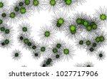 light colored vector texture... | Shutterstock .eps vector #1027717906