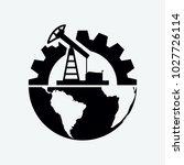 industry icon vector | Shutterstock .eps vector #1027726114
