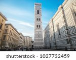 Giotto's Bell Tower In Florenc...