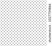 black and white seamless vector ... | Shutterstock .eps vector #1027754866