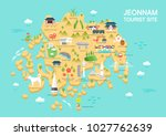 illustration of vector flat... | Shutterstock .eps vector #1027762639