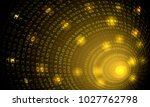 binary code tunnel  vector...   Shutterstock .eps vector #1027762798