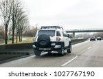 frankfurt  germany   feb 18 ...   Shutterstock . vector #1027767190