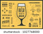 poster or banner with text to... | Shutterstock .eps vector #1027768000