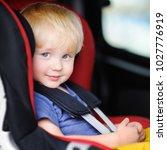 portrait of pretty toddler boy...   Shutterstock . vector #1027776919