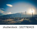 california renewable energy.... | Shutterstock . vector #1027783423