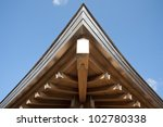 detail of the very complex... | Shutterstock . vector #102780338