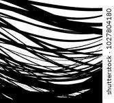 black stripes overlapping in...   Shutterstock .eps vector #1027804180
