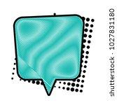 speech bubble design   Shutterstock .eps vector #1027831180