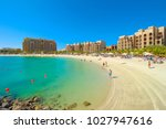 ras al khaimah  united arab... | Shutterstock . vector #1027947616
