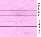 pink wood plank texture for... | Shutterstock . vector #1027957624