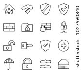 flat vector icon set   family... | Shutterstock .eps vector #1027960840