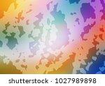 vector doodle bright template.... | Shutterstock .eps vector #1027989898