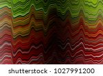 light green  red vector pattern ... | Shutterstock .eps vector #1027991200