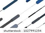 light blue vector background... | Shutterstock .eps vector #1027991254