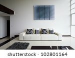 interior design series  modern... | Shutterstock . vector #102801164