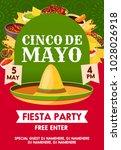 Cinco De Mayo Mexican Holiday...