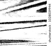 grunge halftone black and white ... | Shutterstock . vector #1028039944