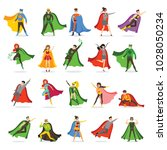 vector illustrations in flat... | Shutterstock .eps vector #1028050234