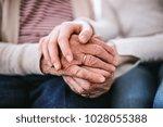 hands of teenage girl and her...   Shutterstock . vector #1028055388