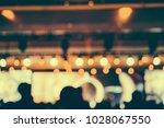 defocused entertainment concert ... | Shutterstock . vector #1028067550