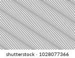 wavy  billowy  flowing lines... | Shutterstock .eps vector #1028077366
