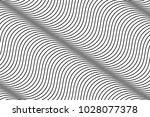 wavy  billowy  flowing lines... | Shutterstock .eps vector #1028077378