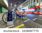london   september 25  2016 ... | Shutterstock . vector #1028087770