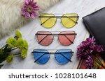 eyewear sunglasses photography | Shutterstock . vector #1028101648