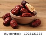 jujube  red date  chinese date | Shutterstock . vector #1028131336